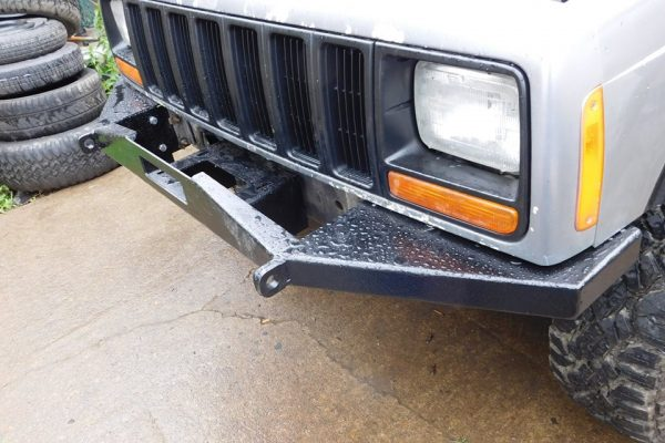 84-01 XJ Front Winch Bumpers