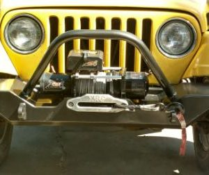 1987-2006 Jeep Wrangler YJ-TJ DIY KIT 6