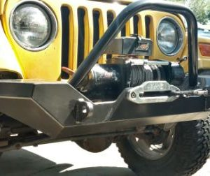 1987-2006 Jeep Wrangler YJ-TJ DIY KIT 7