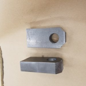 1inch Shackle Tabs