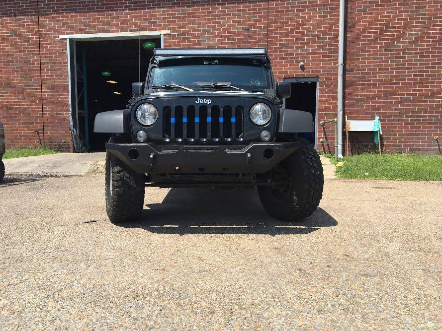 Find custom weld yourself jeep bumper kits where you quality 07 16 jk jeep solutioingenieria Image collections