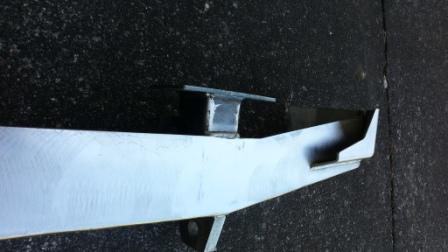 84-01 XJ Rear Bumper Kit
