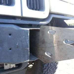 93-98 Grand Cherokee Blank Mounting Brackets