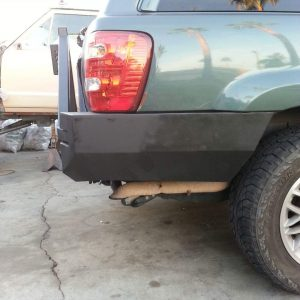 99-04 WJ Grand Cherokee Rear Bumper