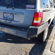 99-04 WJ Grand Cherokee Rear Bumper KITS 5