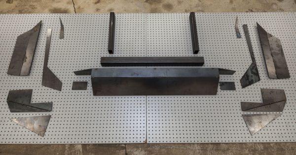 ZJ Rear Standard Kit
