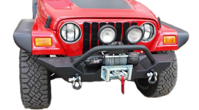 DIY Jeep Bumper-Weld your own Jeep bumper! If you have an XJ Jeep